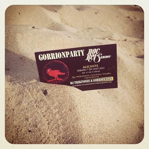 GORRIONPARTY ROCKERS SUMMER ALICANTE.DJ GORRION SESION 1ºPARTE 2012-07-08 4h46m37