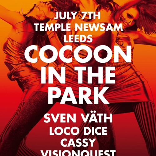 Adam Shelton - Cocoon In The Park 2012 promo mix