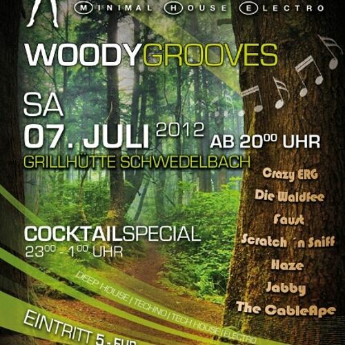 Die Waldfee Livemix at Woody Grooves