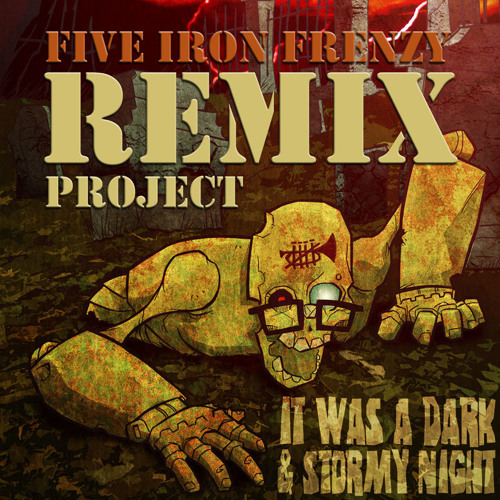 """Five Iron Frenzy's """"It Was a Dark and Stormy Night"""" Remix Project: Bass"""