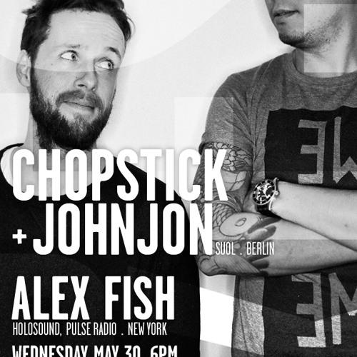 CHOPSTICK + JOHNJON (Suol) + Alex Fish at Le Bain for Bespoke Musik