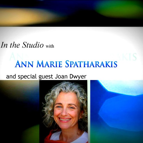 In the studio with guest Joan Dwyer of All That Matters June 2012