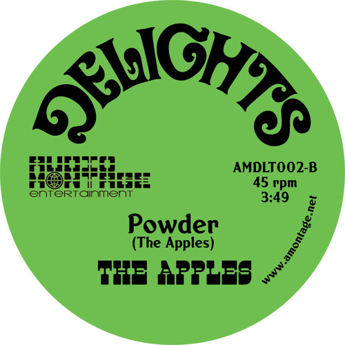 The Apples - Powder