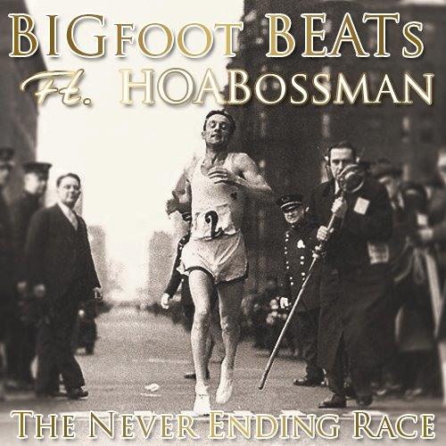 The Never Ending Race ft. HOA Bossman (Hands of Helen Single)