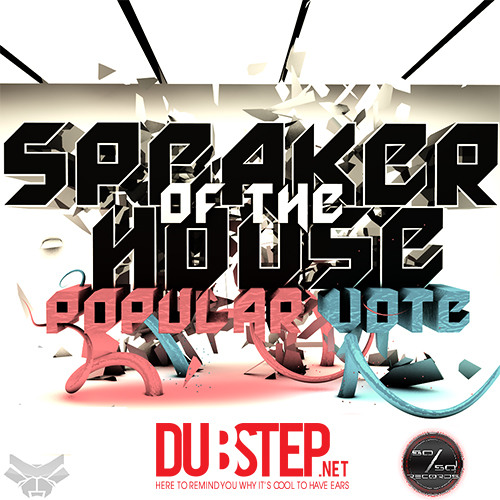Thumbs Up Rock N' Roll by Speaker of the House - Dubstep.NET Exclusive EP