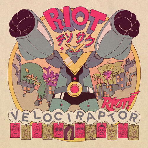 Velociraptor - Riot