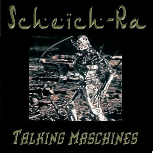 Talking Maschines Goapsytrance by Scheich-Ra 2012
