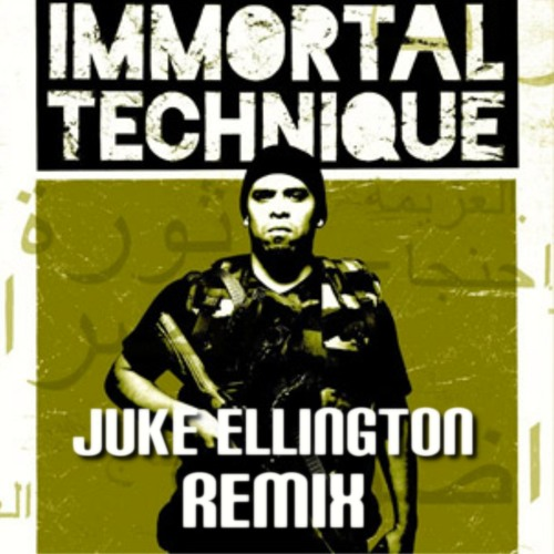 Immortal Technique - Burn This (Juke Ellington Jukestep Remix) Official // FREE DOWNLOAD
