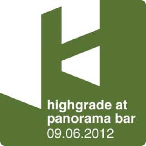 Noah Pred @ Panorama Bar - DJ Set (10.06.2012)