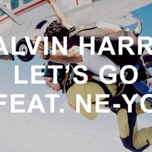Calvin Harris ft.Ne-Yo - Let's Go (South Phase Remix)