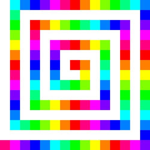Gedankenexperiment - Zirbelgezwirbelgewirbel (mit Kristallfraktalmatrix und Spiegelsalat)