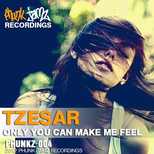TZESAR - Only You Can Make Me Feel (Original Mix)