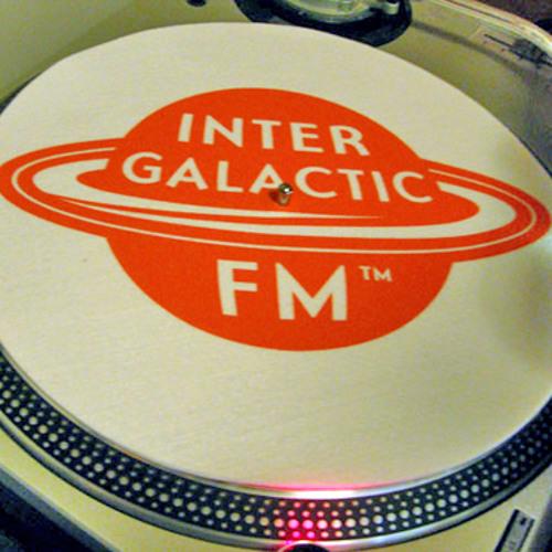 Legowelt @ Intergalactic FM night, Trouw Amsterdam (02-06-2012)