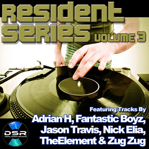 DSR036: Resident Series - Volume 3 (OUT NOW) [Trackitdown Feature & Top 100]
