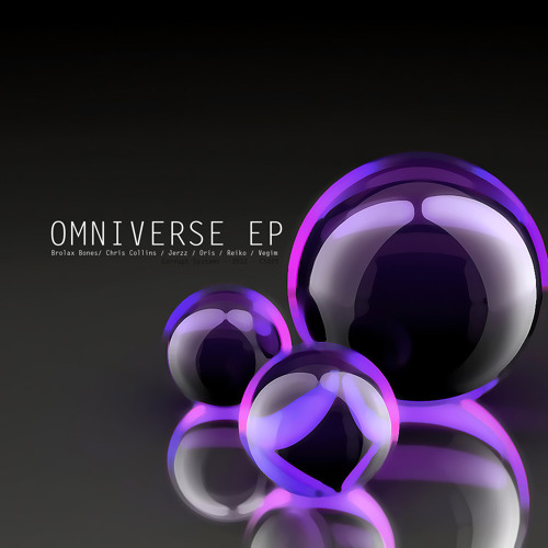 Various Artists - Omniverse EP [CS025]