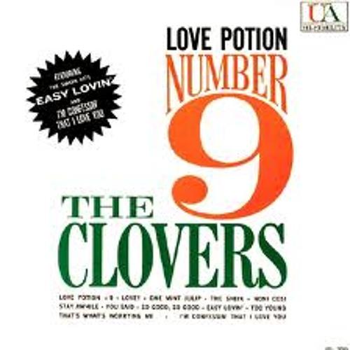 The Clovers - Love Potion no.9 (Late Night Radio Remix)