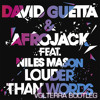 David Guetta & Afrojack Feat. Niles Mason - Louder Than Words (Volterra Bootleg)