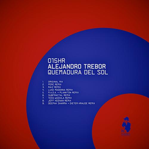 Alejandro Trebor - Quemadura Del Sol (Raíz Remix)