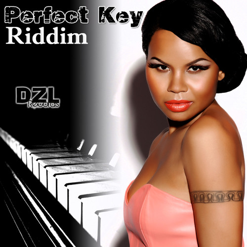 African King - Ce'Cile - Perfect Key RIddim - DZL Records
