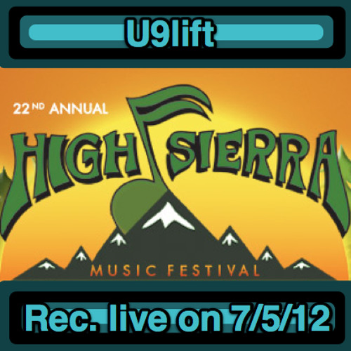 Live at High Sierra 2012