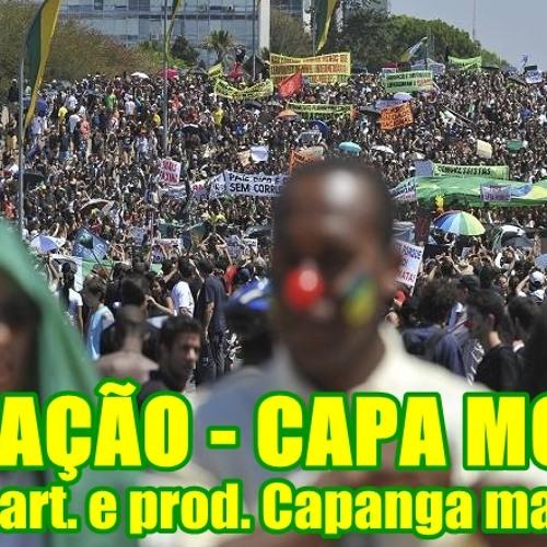 Ação - CAPA (part. e prod. Capanga Man)