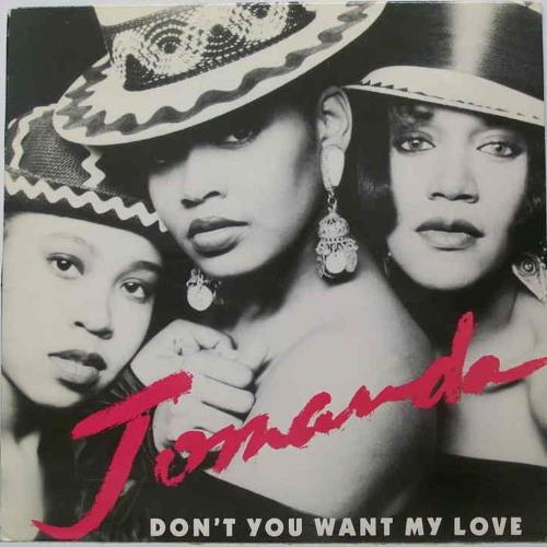 Jomanda - dont you want me 2009 (dj danny lee remix)