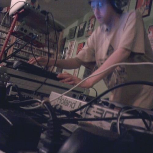 Ras Mix - Live Set on KBOO 90.7 Portland, OR (07-07-2012)