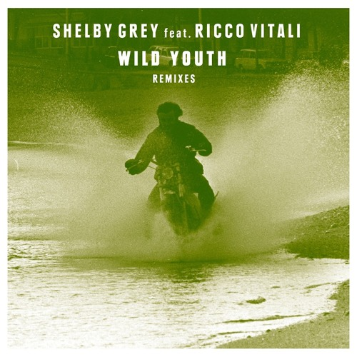 [OUT NOW] // Shelby Grey - Wild Youth (Moonchild Remix) [Holographic People]