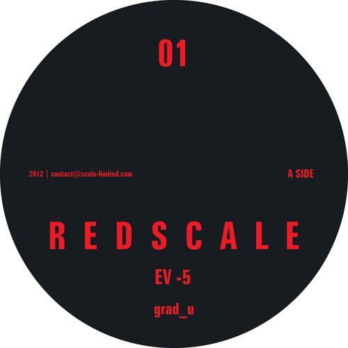 REDSCALE 01 (VINYL ONLY) (RED-BLACK MARBLED VINYL)