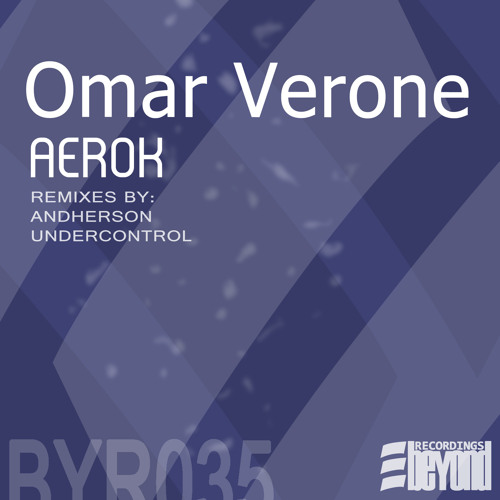 Omar Verone - Aerok (Promo Mix) 24/07/12 Out in all stores!!