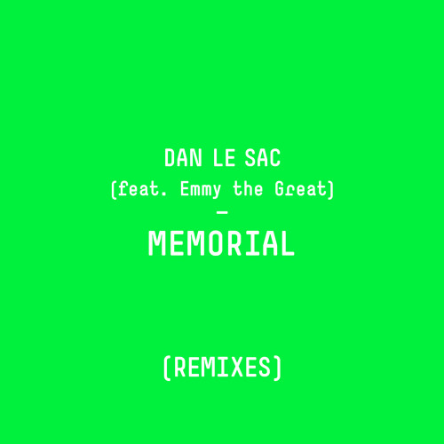 Memorial feat Emmy the Great [Detboi Remix]