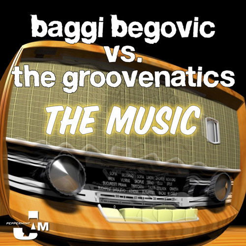 "[PJMS0142] Baggi Begovic vs. Groovenatics ""The Music"""