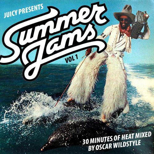 Oscar Wildstyle - Summer Jams vol. 1