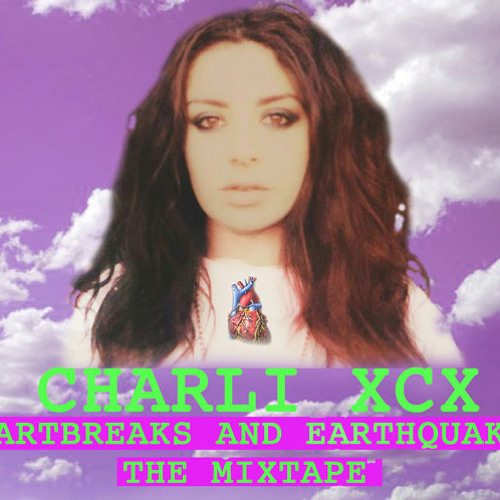 Charli XCX - Champagne Coast (Blood Orange)