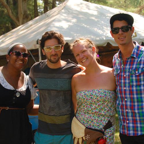 Big Gigantic Shares Camping Tips