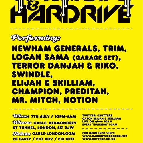 Butterz & Hardrive 3 - D.O.K & Spooky