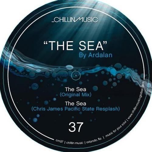 Ardalan - The Sea (Chris James Pacific State Resplash) (Chillin Music)