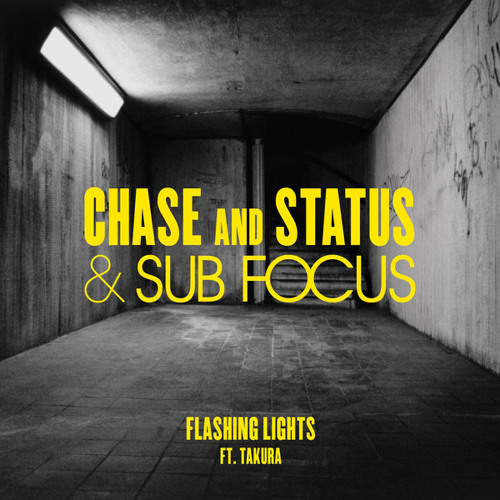 Chase & Status vs The Streets - Turn The Lights (CJ Sam Mashup)