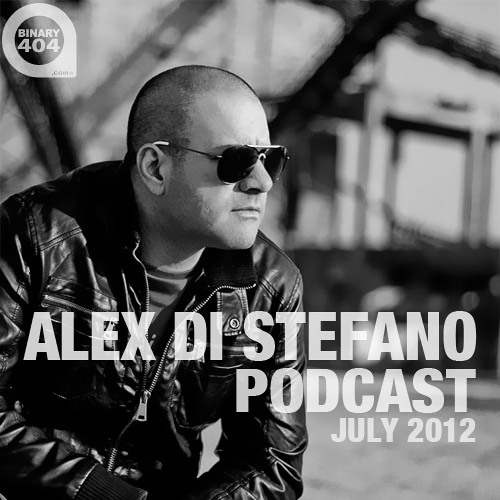 Alex Di Stefano Podcast July 2012 [FREE DOWNLOAD]