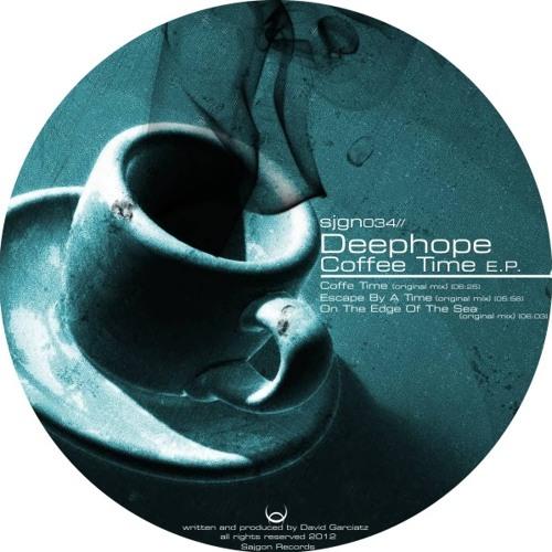 Deephope - Coffee time EP [Sajgon Records]
