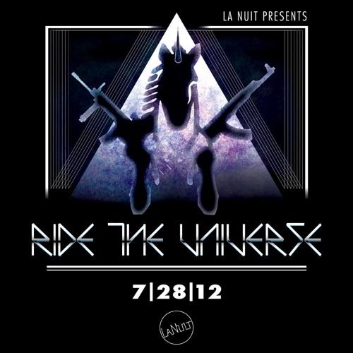 Ride The Universe - La Nuit Minimix [See Description]