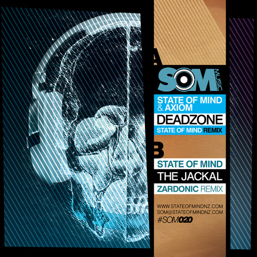 State of Mind & Axiom - Deadzone (State of Mind Remix) Preview - Release July 30