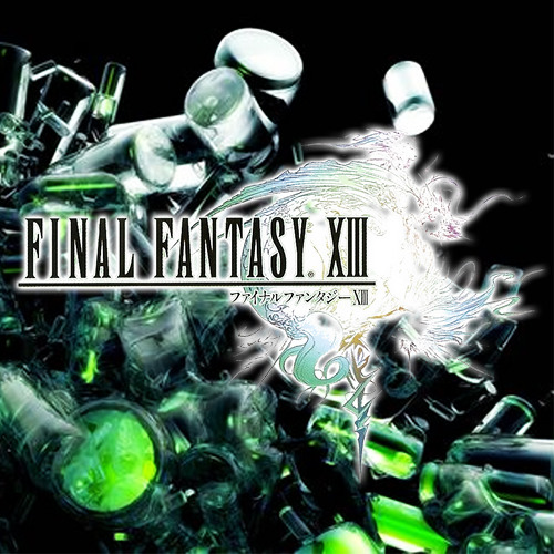 FINAL FANTASY XIII - 閃光 Blinded By Light (TBK Get With It bootleg mix)