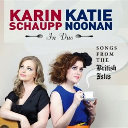 The Man With The Child In His Eyes - Katie Noonan and Karin Schaupp