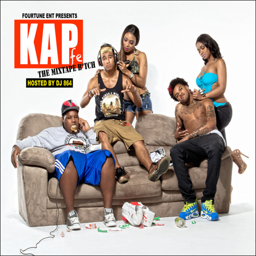03-KAP Feat Chief Keef-Tatted Like Amigos Prod By Kid Cray