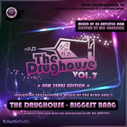The-drughouse-vol-07 [Artistic Raw]