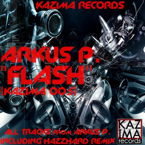 Arkus P. - Earth Generator (HazzHard Remix - Cut)
