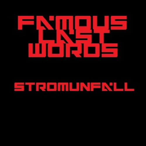 Famous Last Words - My Chemical Romance (8-bit)