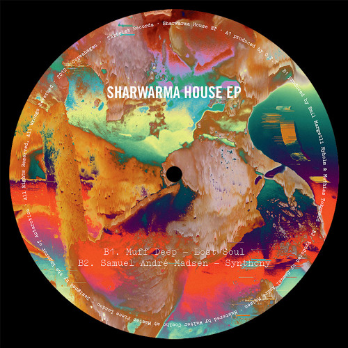 Shawarma House EP by O.P.T, Muff Deep & Samuel André Madsen :: Tartelet Records 2012 ::