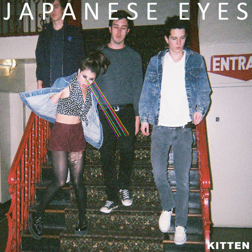 KITTEN - Japanese Eyes